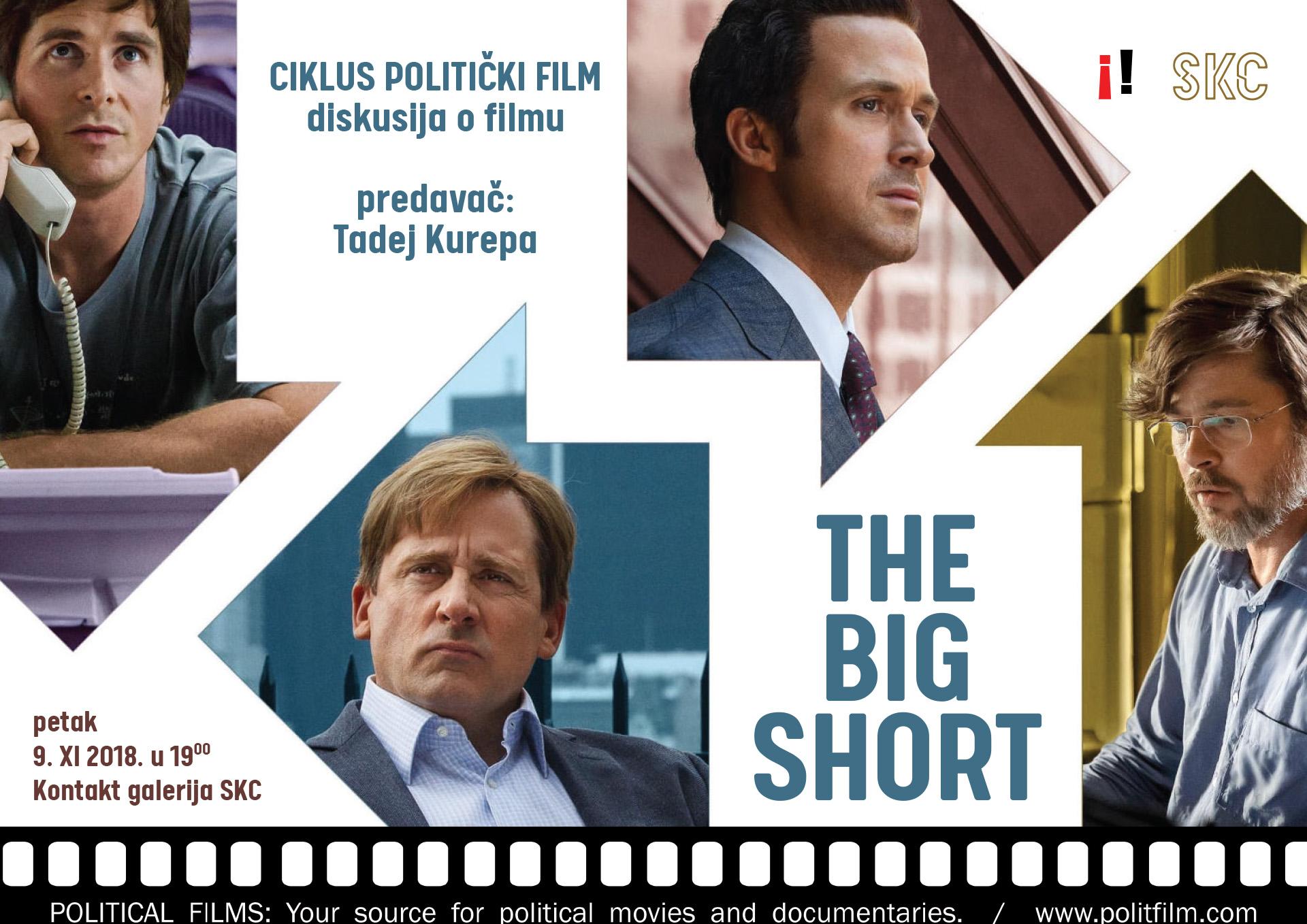 politicki film the big short